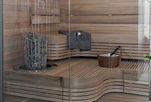 Sauna/ pesutilat