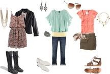 Senior Girl Style / by Lauren Haughton Gilkey