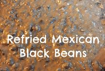 Mexican Foods / Recipes for Mexican Foods