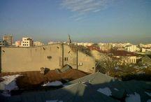 Orasul Meu's Rooftop / Asa se vede de pe terasa noastra:)