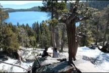 Lake Tahoe Hiking / Hiking Trails at Lake Tahoe (California and Nevada)