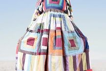 Traditional Tex-styles / Traditional african outfits and fabrics