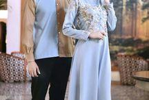 Koleksi Muslimah Couple 2018