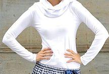 BASIC KOLEKCE dámská / Kolekce, která doplňuje šatník o základní a přesto originální kousky.