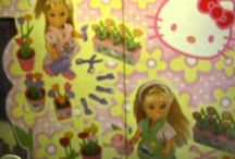 Steffi Love and Evi Love Dolls / Steffi Love and Evi Love Dolls by Simba Toys in Germany.