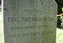 Eric Arthur Blair / by Kevin Graham