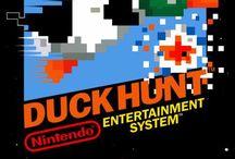 Tattoo moodboard Duck hunt