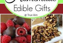 Spiselige gaver