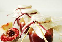 Conserve/marmellate