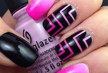 Art nails Oksik / Moje stylizacje paznokci