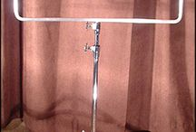 Instrument Stand / #steelpans require specialized instrument stands