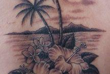 Tatouage jambe