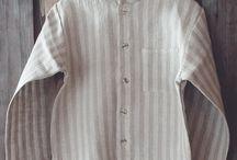 Emilskjorte / murerskjorte / bondeskjorte