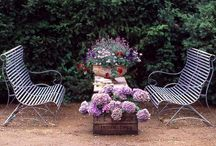 Outdoor Floral Spaces