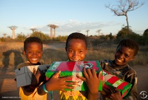 Operation Christmas Child Shoe Boxes / by Chandra Ivey
