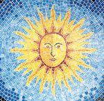 Sol Invictus / Latin for Invincible Sun