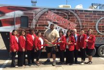 Ribbon Cuttings with our RCC Redcoats