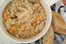 Soups/Stews / by Kelli Williams-Blank