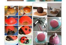 taarten maken / versieren