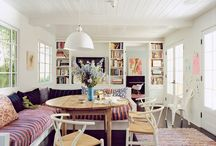 I.D. // ECLECTIC LIVINGROOM / Inspirations and my own projects in ECLECTIC LIVINGROOM interior design theme.