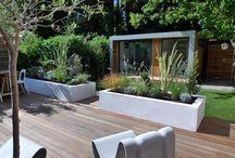 Záhrada design