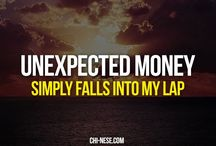 Money, abundance, prosperity