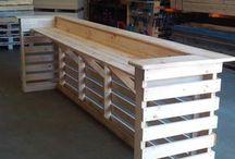 Pallet bar project