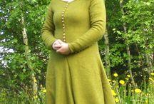 Medieval dress XIV