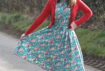 Flower Power / Floral patterns/fabrics and other ideas for the flower girl ensemble!!