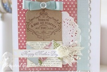 stampin up mothers day cards