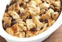 Bread Puddings / by Christine Gassman