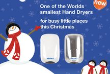 Hand Dryers / The ecoDRY range of hand dryers is the perfect, stylish addition to any bathroom. These eco-friendly hand dryers are exceptionally hygienic with various protection technologies incorporated into the manufacturing process to ensure the product achieves the highest level of protection possible.