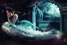 FAIRYTALE COLLECTION / Images created by Aneta Arkit and polish studio Pstryku-Smyku (www.pstryku-smyku.pl)