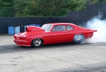 AUTO Racing DRAG MIsc. Classes / by Rick Shier