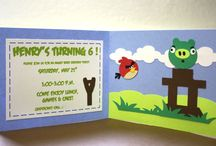 Cards - Angry Birds