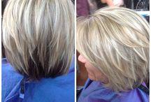Цвета волос у блондинок