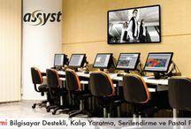 Eğitim / Assyst, Assyst Eğitimi, Vidya Eğitimi, Assyst Programı, Assyst cad,