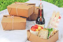 Picknickar