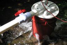 diy hydro electric generator