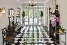 Luscious Floors / Everything from tile to hardwood