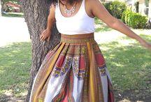 Tradisional dresses