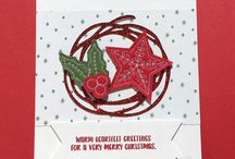 Christmas Creations / Christmas Projects By Stampin' With Pixie Made Using Stampin' Up! Products.  Visit my blog for project ideas, tips & techniques and to shop Stampin' Up! 24/7.