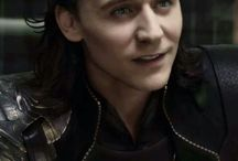 BECAUSE HE IS TOM HIDDLESTON