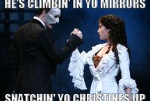 Phantom of the Opera / My latest addiction! / by Amy Bartram