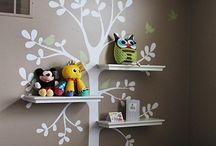 detske dekorace