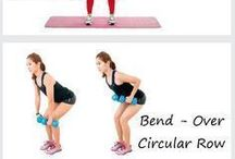 Weight loss Exercises/Workouts