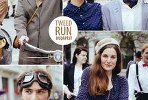 Tadaaam...Tweed Run