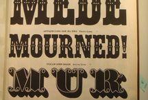 Letterproef / type specimen