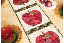 салфетки из текстиля
