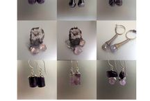 9_amethiste collection / https://vk.com/jewellery_by_marina_jalovec #jewellery #amethyste #handmade